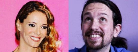 La 'lacrimógena' respuesta de Paula Vázquez sobre su cacareado romance con Pablo Iglesias