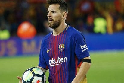 En el vestuario del Real Madrid desmontan a Messi (palazo brutal)