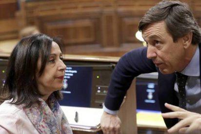PP y PSOE ofrecen un 'diálogo dentro de la ley' a los independentistas catalanes