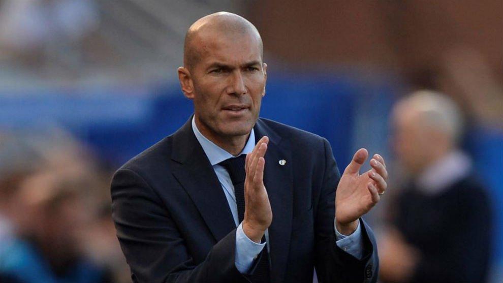 Zidane pone el dedo en la herida (de la que nadie habla) en el Real Madrid de Florentino Pérez