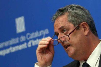 """Joaquim Forn: """"La Policía y la Guardia Civil vienen a Cataluña a alterar el orden"""""""