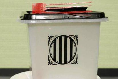 La Generalitat presenta las urnas chinas de plástico a 5 euros de su referéndum ilegal
