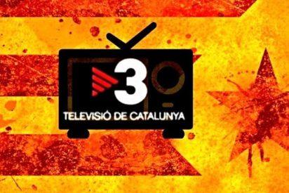 TV3 es el escudo y el ariete del Régimen Independentista de Cataluña