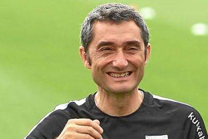 Valverde echa a un jugador del Barça por su vida loca