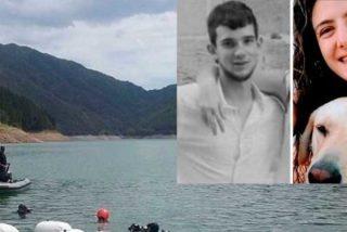 Los cadáveres de los dos novios encontrados en el pantano de Susqueda tienen signos de violencia