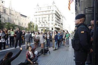 La Guardia Civil ha desmontado en un 'pis-pas' la organización del referéndum ilegal de Cataluña