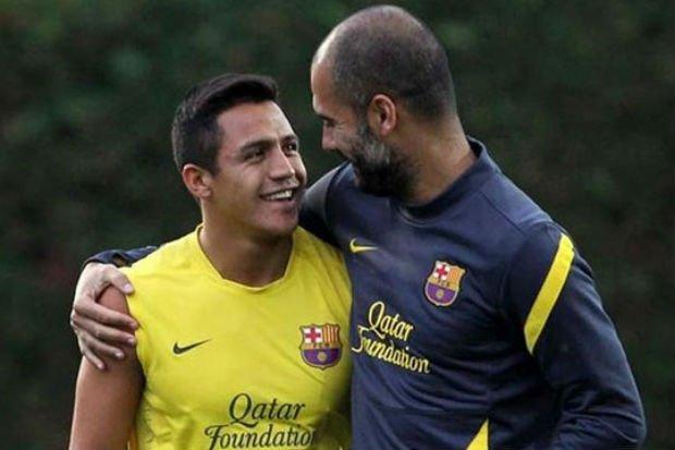 Pep Guardiola tiene un plan definitivo para que Alexis Sánchez fiche por el Manchester City