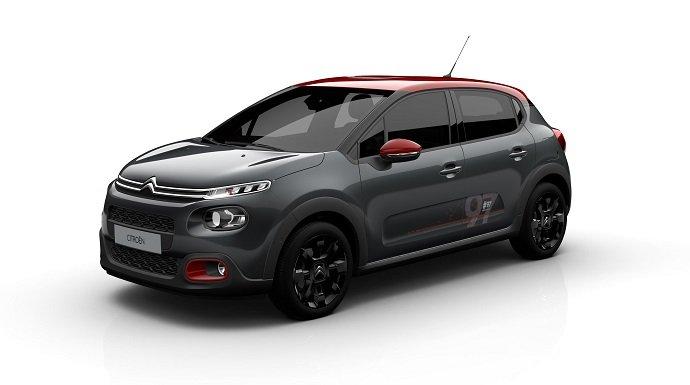 Citroën presenta una serie especial del C3: #97 Edition