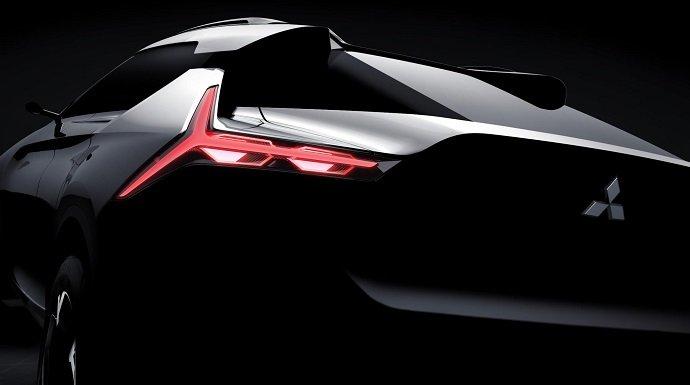 Mitsubishi presenta la primera imagen del e-Evolution Concept