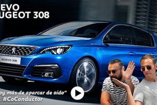 El nuevo Peugeot 308 te libra de los copilotos pelmazos