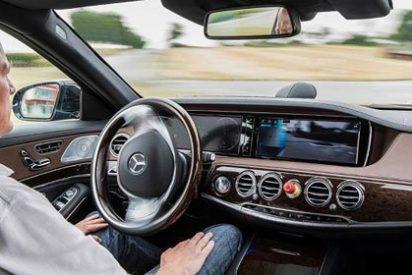 Mercedes Intelligent World Drive: el futuro de la conducción autónoma