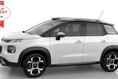 El Citroën C3 Aircross, finalista en los premios Autobest 2018