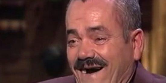 """[VÍDEO] La nueva dentadura de 'El Risitas' que te dejará con la boca abierta: """"¡Cuñaoo!"""""""