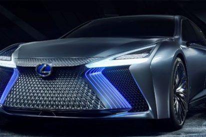 Lexus LS+ Concept, la conducción autónoma de Lexus
