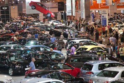 Las ventas de automóviles avanzan casi un 7,5% en lo que va de año