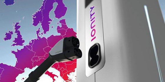 Ionity, la red de carga rápida para vehículos eléctricos