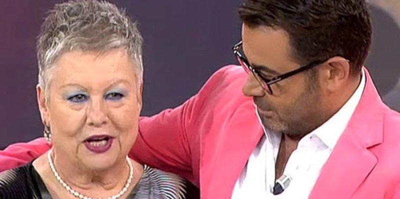 La mamá de Jorge Javier Vázquez ganó el premio de la llamada de T5...y no cobró los 5.000€