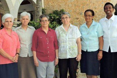 Lilian Carrasco, Superiora de las Misioneras Sagrados Corazones