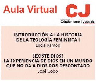 "Nuevos cursos del ""Aula Virtual"" de Cristianisme i Justicia"