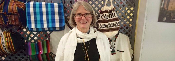 """Deborah Chapman: """"Hasta ahora el sacerdocio no ha integrado a la humanidad en toda su plenitud"""""""