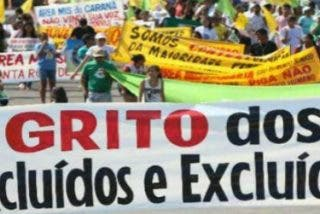 Movimientos y Pastorales Sociales van a las calles buscando derechos y democracia para Brasil