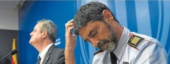 Los jefes de los Mosos dicen a la Fiscalía que cumplir sus órdenes el 1-O 'podría acarrear disturbios'