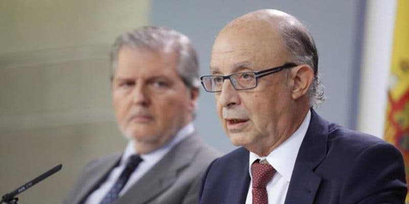 Ultimátum del Gobierno a los golpistas: 48 horas para intervenir las cuentas de la Generalitat