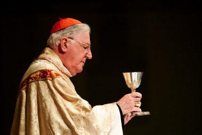Muere el cardenal inglés Cormac Murphy-O'Connor