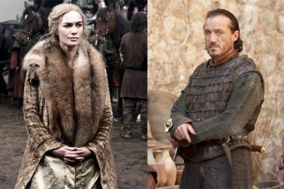 'Juego de Tronos': Lena Headey y Jerome Flynn ni se hablan