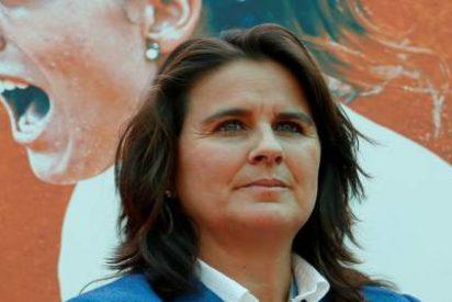 Destituyen a Conchita Martínez como capitana de la Davis y de la Copa Federación