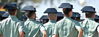 Las preocupantes 494 bajas psiquiátricas de guardias civiles en seis meses