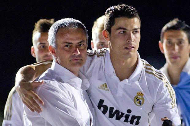 El monumental enfado de Cristiano Ronaldo con Mourinho: atentos a la frase del portugués