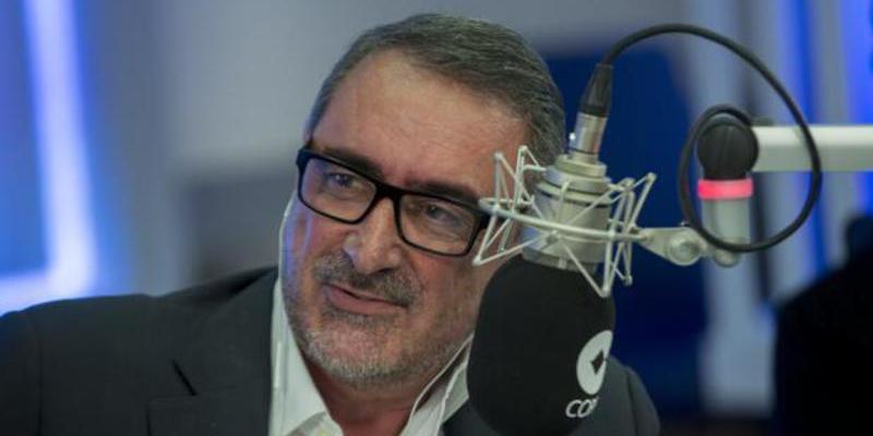 """Carlos Herrera: """"Ya vemos cómo sería de segura una Cataluña independiente"""""""