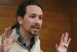 """Pablo Iglesias, el protegido del dictador Maduro, denuncia que """"en España hay presos políticos"""""""
