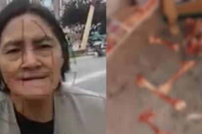 [VÍDEO] Mujer denuncia que ciudadanos chinos quieren hacer un festival de carne de perro
