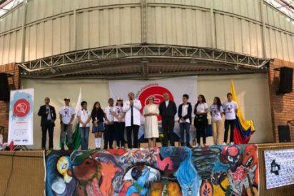 Jóvenes de Medellín hablarán con el Papa sobre educación y corrupción