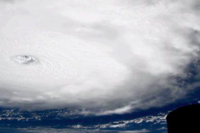 """[VÍDEO] Así es Irma, el huracán """"más fuerte de Atlántico"""", grabado por la NASA"""