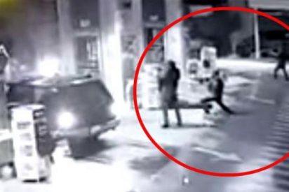 [VÍDEO+18] Brutal 'cacería de policías' de un grupo de sicarios mexicanos