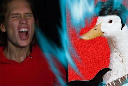 [VÍDEO] ¡Todos quieren mi ganso!' el super temazo que no puedes dejar de oír