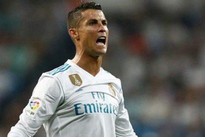 Florentino Pérez alucina con el feo de Cristiano Ronaldo a Dani Ceballos en el Real Madrid-Alavés