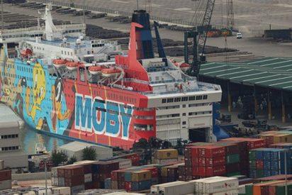 Así se burlaban los estibadores de la Policía Nacional en el puerto de Barcelona