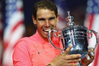 Un colosal Rafa Nadal gana el US Open y agranda su leyenda