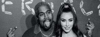 Kanye West deja tirada a Kim Kardashian con las bolsas de la compra y en Internet le cae la del pulpo por 'gañán'