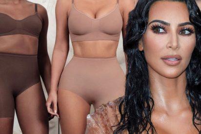 Kim Kardashian se presenta desnuda y salvaje