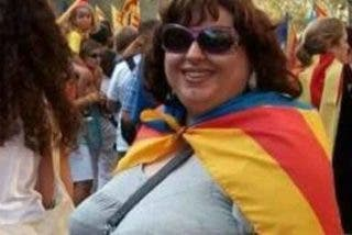 """Esta es la independentista que deseó en Facebook que """"violaran en grupo"""" a Inés Arrimadas"""
