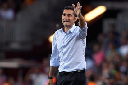 Las patatas calientes de Valverde en el Barça (y una que quema mucho)