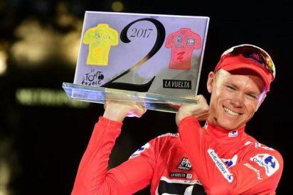 Chris Froome conquista por fin su añorada Vuelta a España