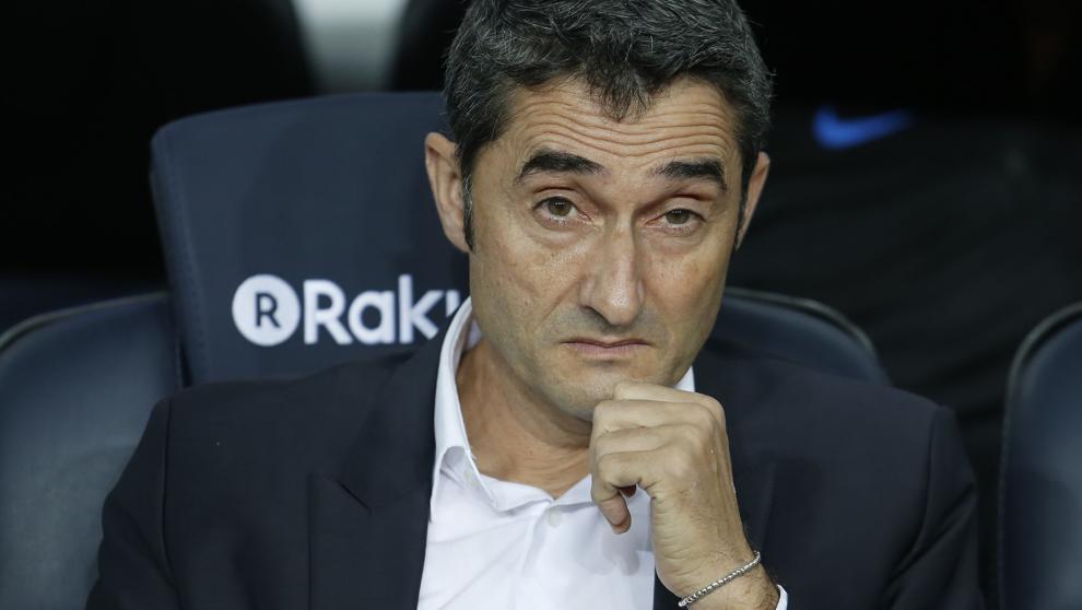 Valverde sale de Girona pidiendo un fichaje a la directiva del Barça (y revoluciona al vestuario)