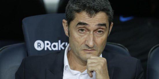 El Barcelona contacta a un entrenador argentino (con el visto bueno de Messi) para mandar a Valverde 'al carrer'
