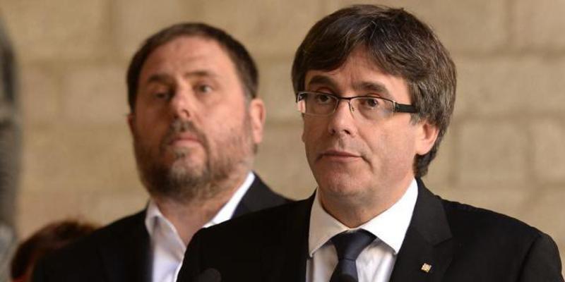 Cataluña: Todo el peso de la ley